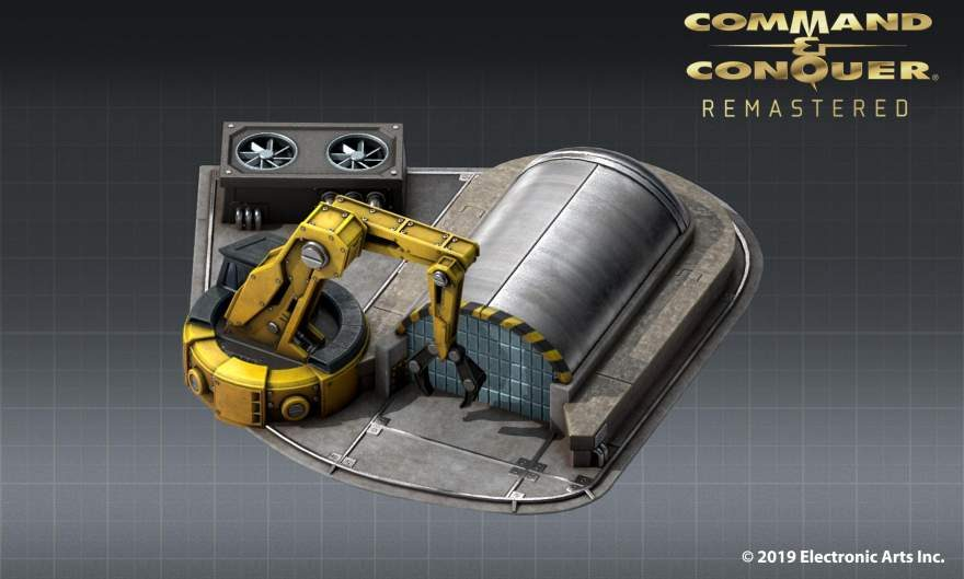 Command & Conquer Remaster Teased with Construction Yard Image