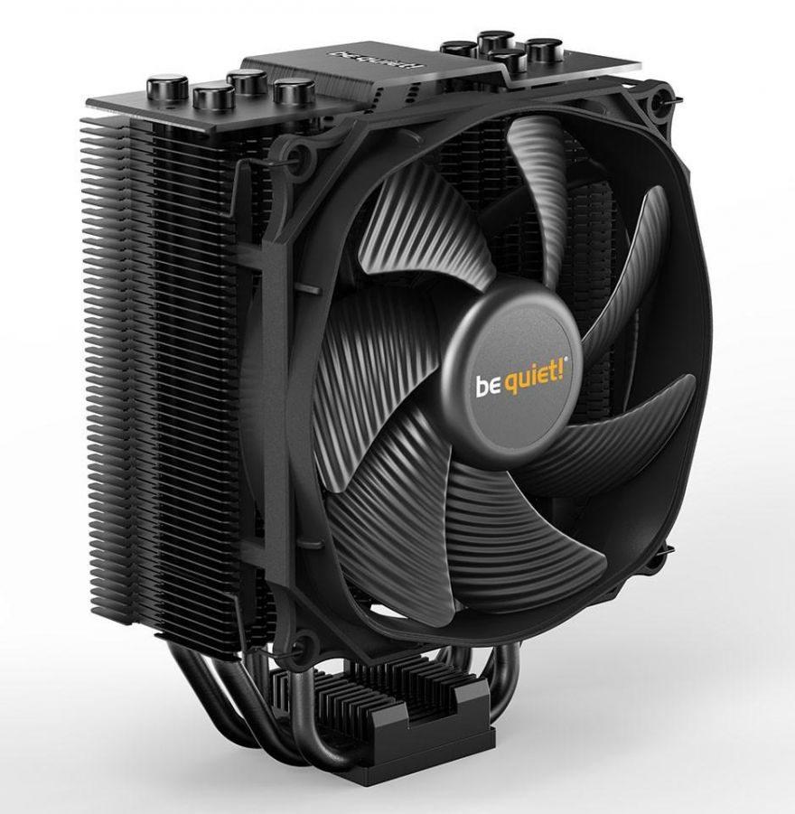 Be Quiet! Launches the Dark Rock Slim CPU Cooler