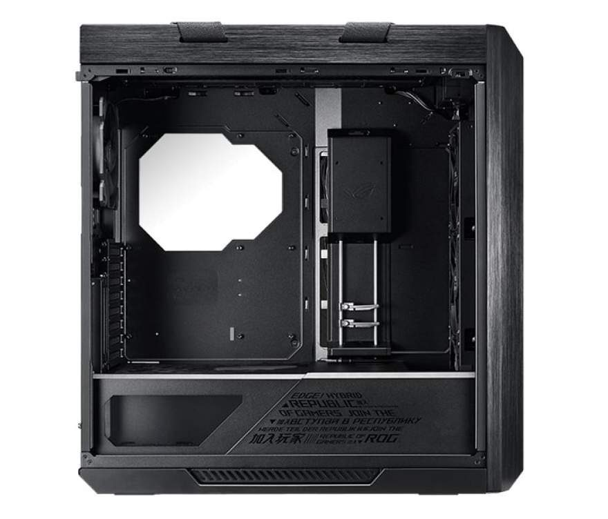 ASUS Announces the ROG Strix Helios Gaming Case