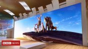 Sony Unveils 16K Screen that is Two Storeys Tall and Longer than a Bus