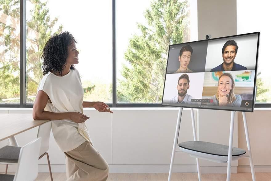 Microsoft Surface Hub 2S Arrives in June