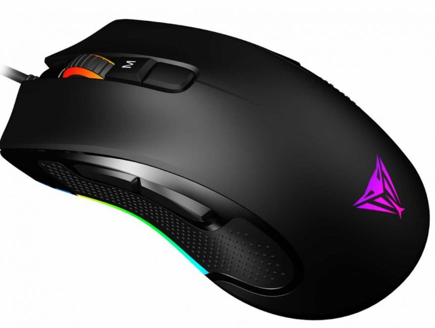 Viper V550 Optical Ambi Gaming Mouse Mouse Review