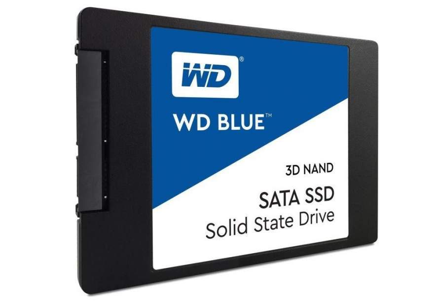 Western Digital WD Blue SSD Now Available in 4TB Capacity