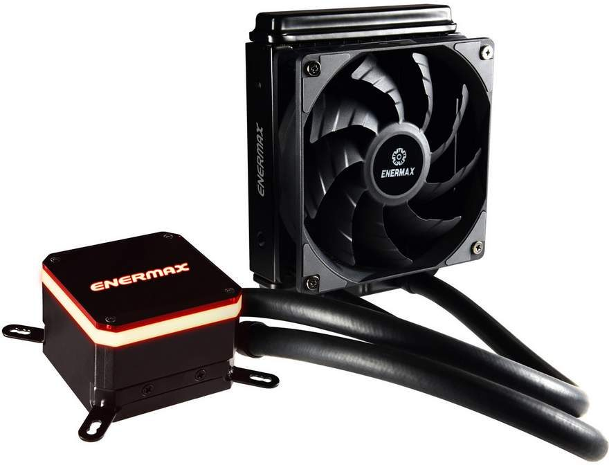 Enermax Presents the Liqmax III All-in-One CPU Liquid Cooler
