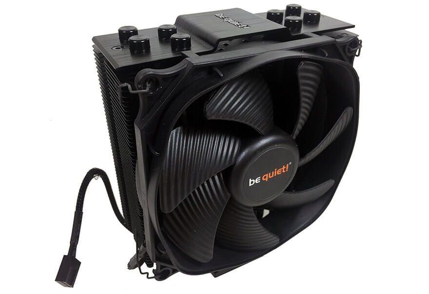 be quiet! Dark Rock Slim CPU Cooler Review