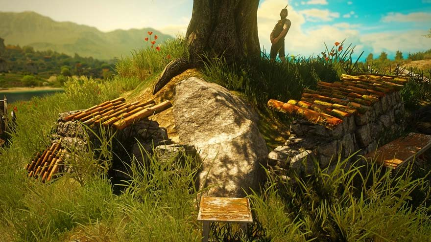 The Witcher 3 HD Reworked Project Comparison Video Released