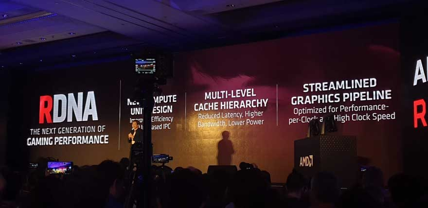 AMD Navi - RDNA Cores to Power The Future of Gaming?