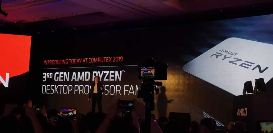 AMD Take Ryzen 3rd Gen to the REAL Next Level - 12 Cores!