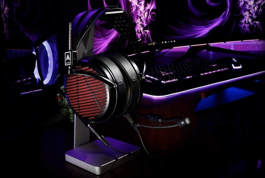 Audeze Unveils the LCD-GX High-End Purist Gaming Headphone