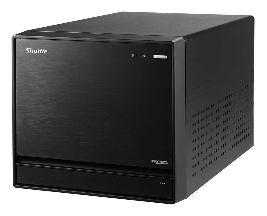 Shuttle Mini-PC's Now Offer 9th Gen Intel CPUs