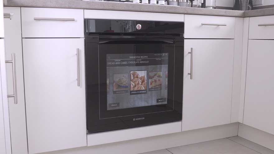 Hoover Vision Smart Oven Review - You've Never Cooked Like This Before!