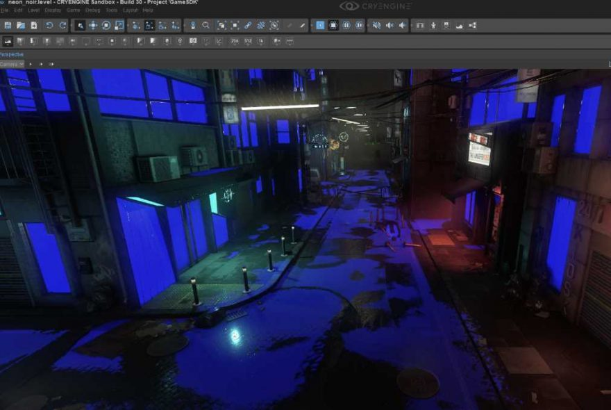CRYENGINE 5.7 Adds DirectX 12, Vulkan and Ray Tracing