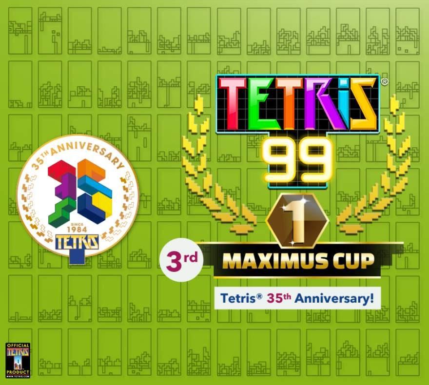 Free Tetris 99 Game on Nintendo Switch Gets $10 Offline DLC