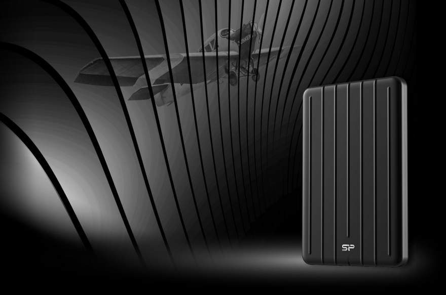 Silicon Power Announces the Bolt B75 Pro USB 3.1 Portable SSD