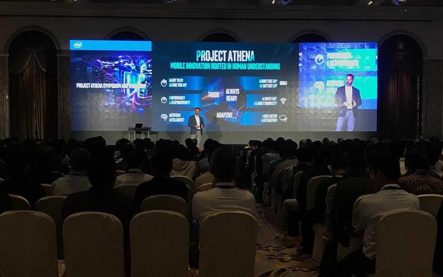 Intel's Project Athena to Focus on AI Computing Era