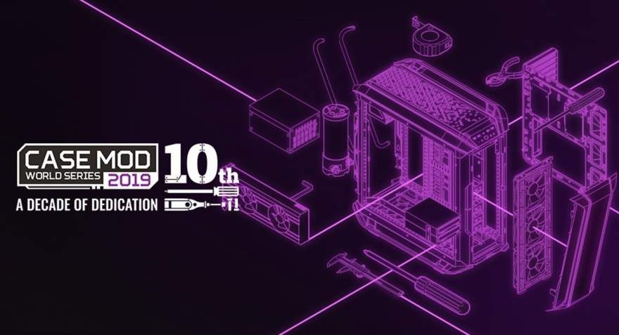 Cooler Master Offers $10,000 for Case Mod World Series Top Prize