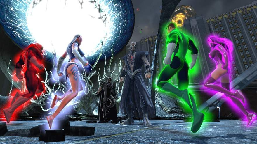 DC Universe Online MMO is Heading to the Nintendo Switch