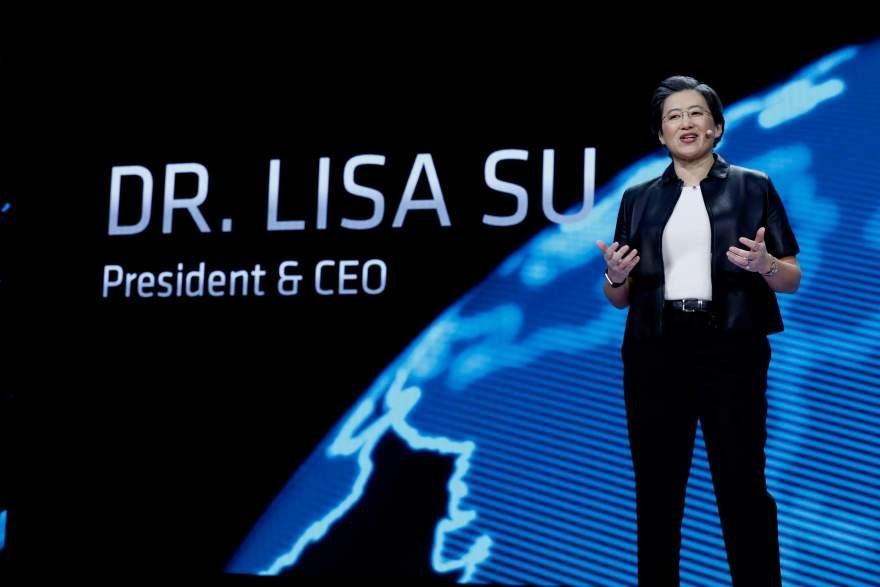 AMD Will Livestream CEO Lisa Su's Computex 2019 Keynote