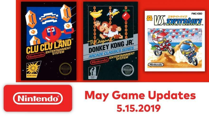 Nintendo Switch Online NES Library Expands to 40+ Titles