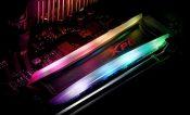 ADATA Launches XPG Spectrix S40G RGB M.2 NVMe SSD