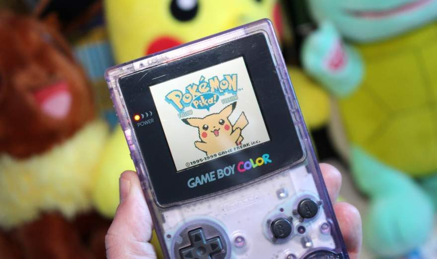 Researchers Discover Pokemon Takes Up Own Region of the Brain