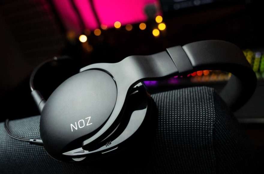 Roccat NOZ Headset Review - Lightweight Design - Big Sound