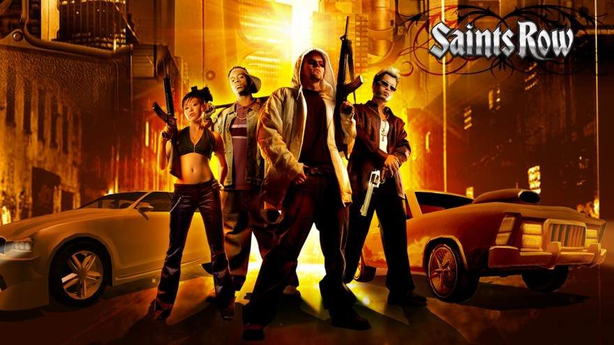 A Saints Row Movie Adaptation Is in the Works