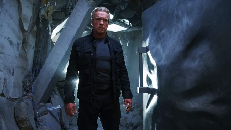 Watch the First Trailer for James Cameron's Terminator: Dark Fate