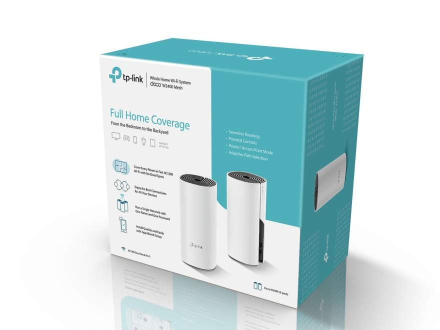 TP-Link Announces Affordable Deco W2400 Mesh Wi-Fi System