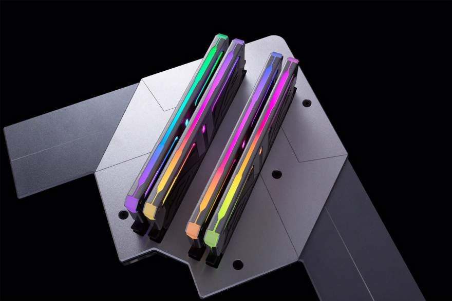 ZADAK Announces New Spark RGB DDR4 Memory Modules