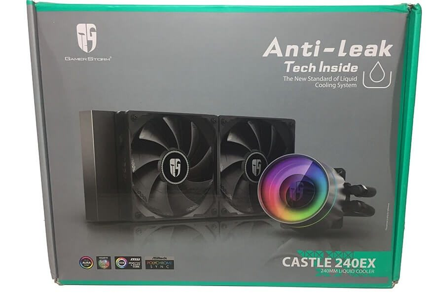 gamerstorm castle 240EX