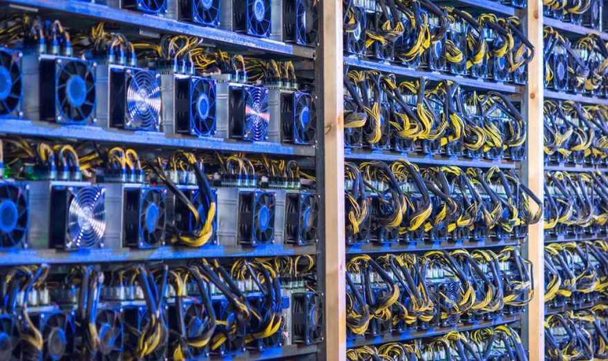 mining cryptocurrency bitcoin