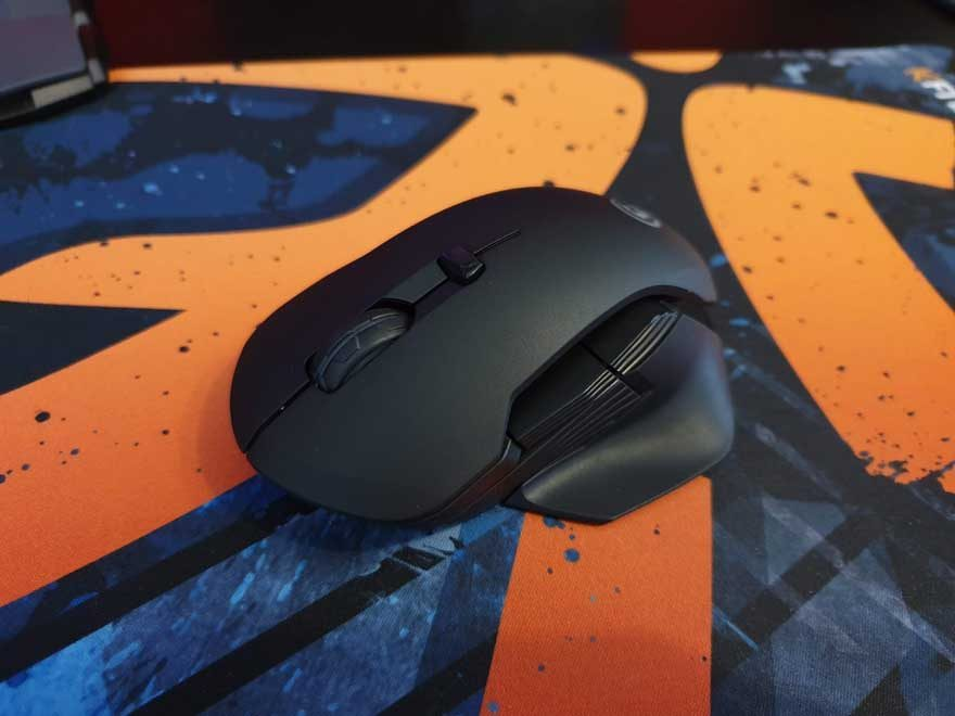 GameSir GM300 Wireless Gaming Mouse Review