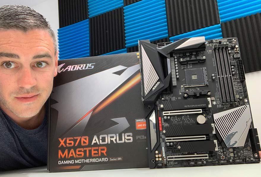 Aorus master featured