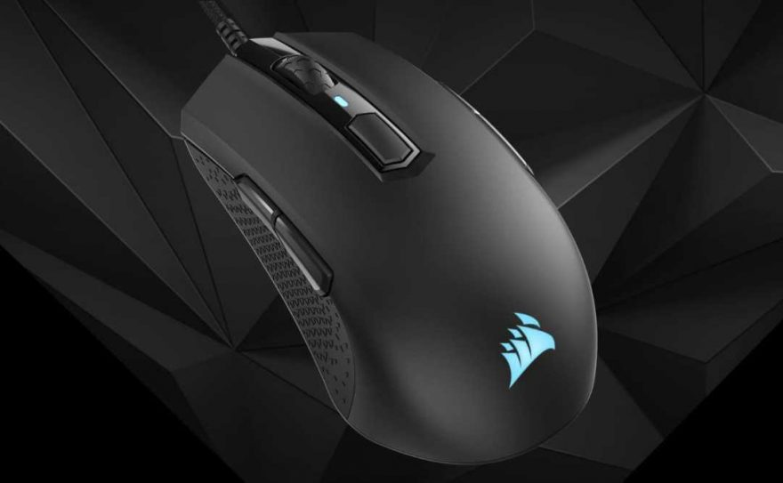Corsair M55 RGB Pro Ambidextrous Gaming Mouse Review