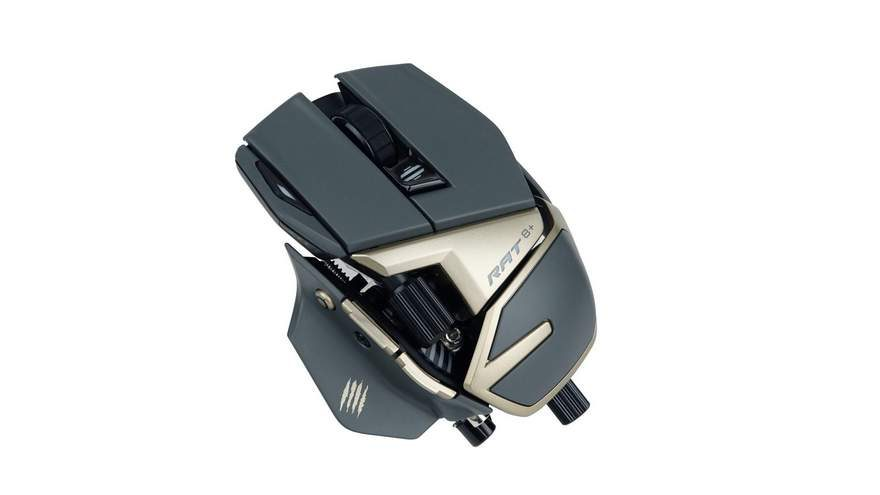 Mad Catz Unveils Limited Edition R.A.T. 8+ 1000  Gaming Mouse