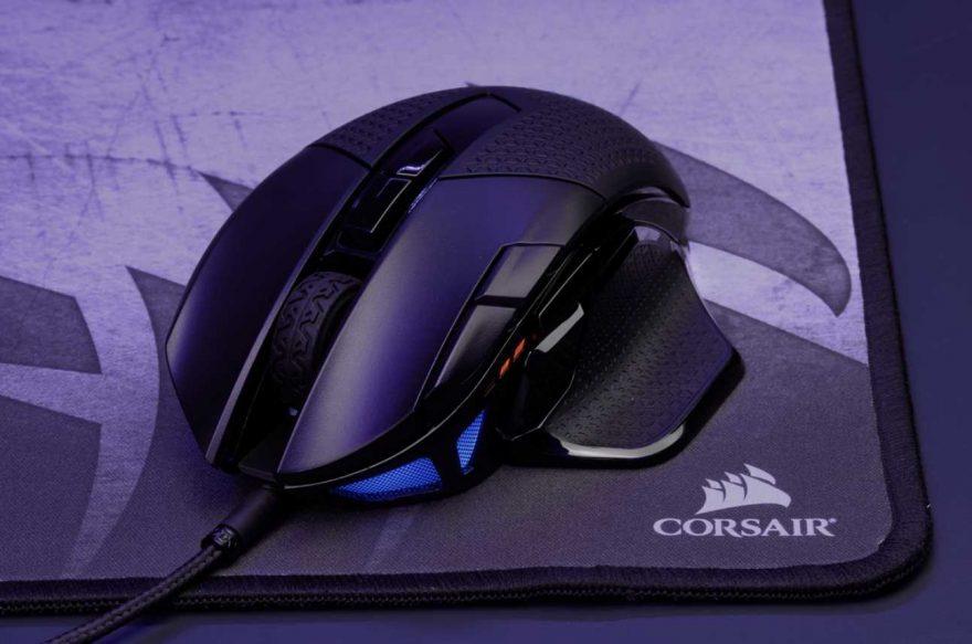 Corsair Nightsword RGB Tunable Gaming Mouse Review