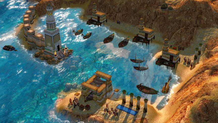 Microsoft is Planning to Revive Classic RTS Game 'Age of Mythology'