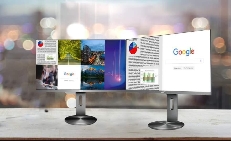 AOC Introduces the U2790PQU 4K IPS Professional Monitor