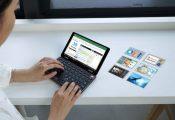 "Chuwi Launches 8"" Compact MiniBook Convertible Win10 Laptop"