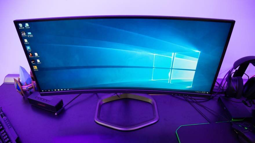 """Cooler Master Preparing to Launch 30"""" and 35"""" Gaming Monitors"""