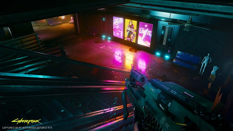 Cyberpunk 2077 Will Feature Ray Tracing
