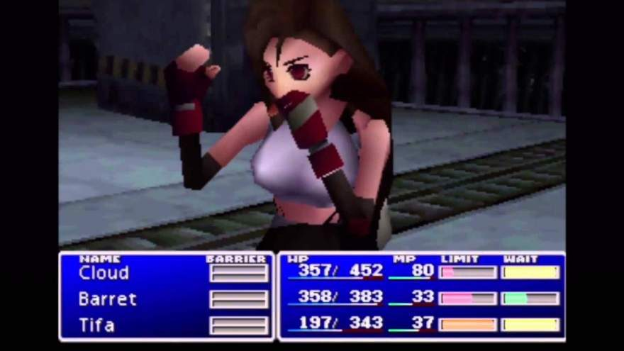 """Square Enix Ordered FF7 Remake Devs to """"Restrict"""" Tifa's Chest Size"""
