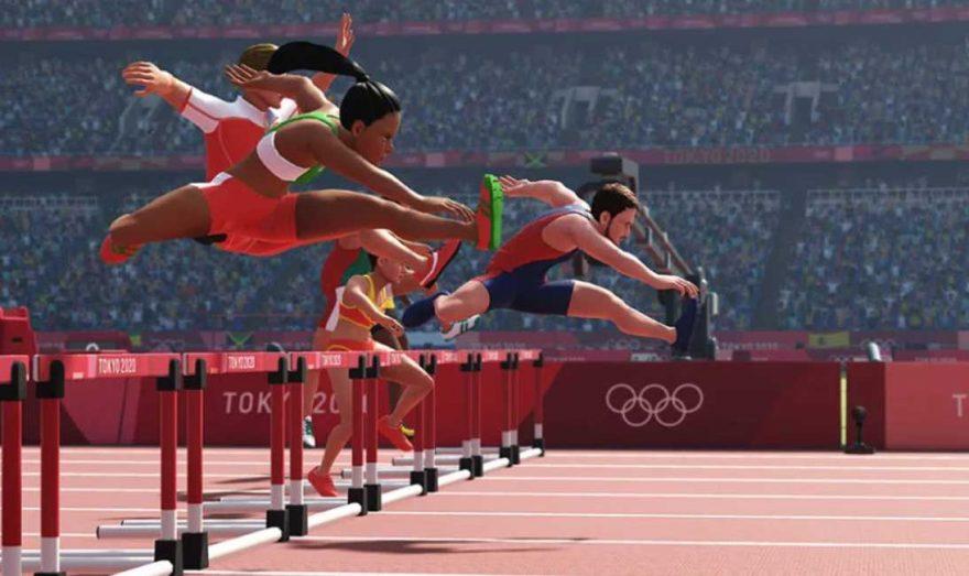 sega tokyo olympics
