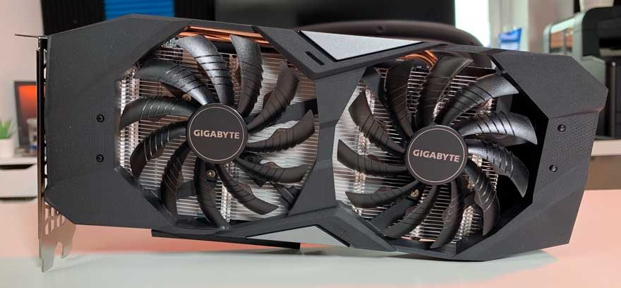 Gigabyte RTX 2060 SUPER Windforce OC Graphics Card Preview