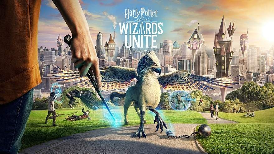 harry potter game MDS