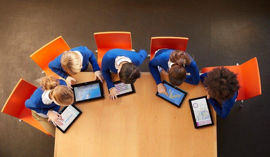 kids computers school PC MDS