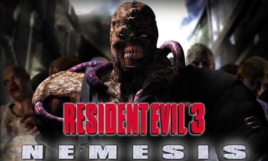 Resident Evil 3 Nemesis A