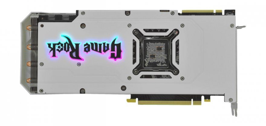 Palit Announces the RTX 2080 Super White GameRock Premium