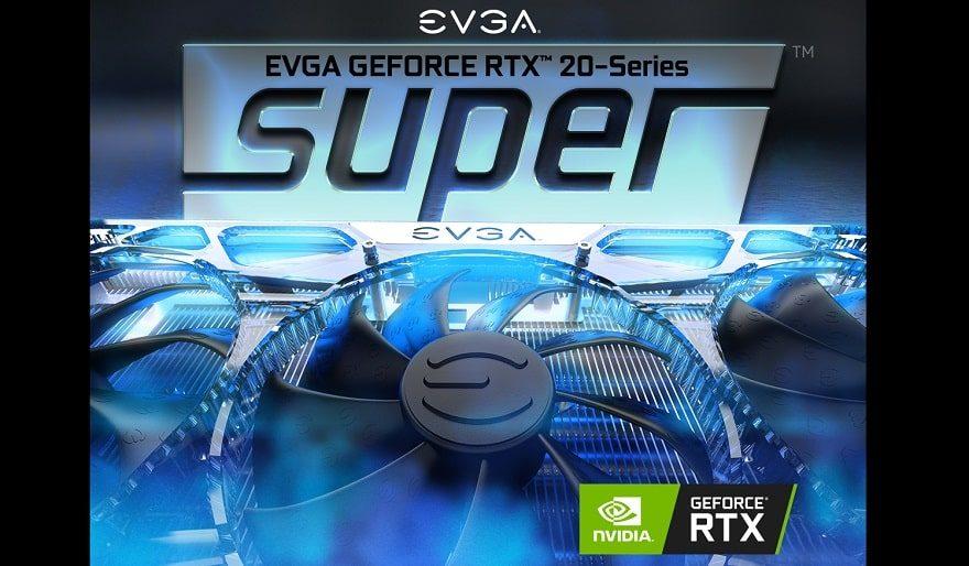 EVGA NVIDIA SUPER